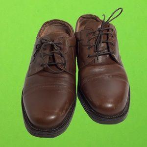 Bostonian Italian brown boots men's size 10
